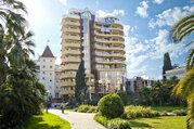 1 ком. апартаменты в Сочи в элитном доме