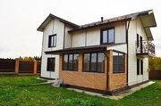 Дом рядом с городом Обнинск Калужской области со всеми коммуникациями - Фото 3