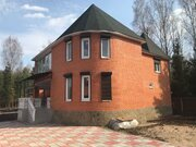 Новый кирпичный коттедж в заповеднике Завидово - Фото 1