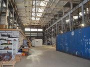 Аренда теплого склада 2237 м2 на ул. Комсомола, дом 1-3 - Фото 4