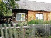 Продажа дома, Большой Унгут, Манский район, Ул. Советская - Фото 1