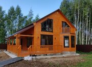 Дом 290 м2 с Газом, Второй свет, д. Новожилово
