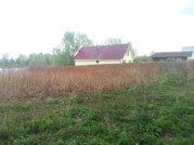 Продается участок 8 соток в с. Щебанцево, Домодедовский р-н, 30 км. - Фото 4