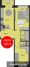 Продаю2комнатнуюквартиру, Тверь, улица Левитана, 58, Купить квартиру в Твери по недорогой цене, ID объекта - 320890406 - Фото 1