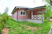 Продается дом 137 м2, д.Сафонтьево, Истринский р-н - Фото 3