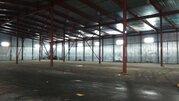 Аренда помещения пл. 2800 м2 под склад, площадку, офис и склад .
