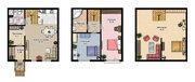 Продам таунхаус 131 м2 15 км от МКАД, Таунхаусы Луговая, Мытищинский район, ID объекта - 502821584 - Фото 6