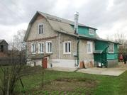 Дом 100 м2, Дмитровский р-н, г. Яхрома, ул. Железнодорожная.