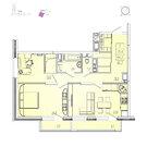 Продажа квартиры, Мытищи, Мытищинский район, Купить квартиру в новостройке от застройщика в Мытищах, ID объекта - 328978897 - Фото 1