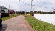 Участок 11 сот.для дачного строительства в д.Сергеевка, Солнечногорск - Фото 1