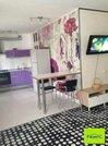 Квартира-студия с дизайнерским ремонтом в хорошем состоянии, Купить квартиру в Обнинске по недорогой цене, ID объекта - 312947756 - Фото 2