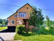 Дом по Новорязанскому направлению с отделкой, 340м2 на 15 сотках - Фото 1