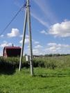 Участок 9с в СНТ рядом с Рогачево, свет, лес - Фото 1