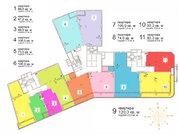 3-комн. квартира, 106.1 кв.м ул. Сакко и Ванцетти, 78 а - Фото 2