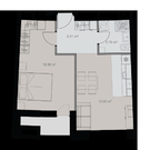8 600 000 Руб., Апартаменты в Фили град-2 с видом на Моска-реку, Купить квартиру в новостройке от застройщика в Москве, ID объекта - 316895325 - Фото 6