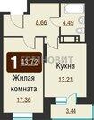 Продажа квартир ул. Обская 2-я, д.154
