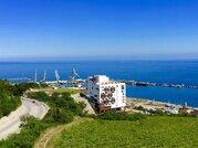 Продажа квартиры-студии в новом клубном доме на берегу моря - Фото 1