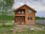 Дом 170 квм на участке 15 сот в д. Маренкино, Владимирской области - Фото 2