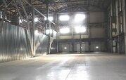 Теплое складское помещение 2250 м2 класса А