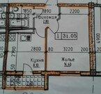 Октябрьская 202, новый дом,1 ком квартира 32 кв, срочно!