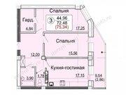 Продажа квартир ул. Московская, д.121