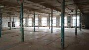 Аренда помещения пл. 997 м2 под производство, склад, , офис и склад .