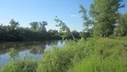 Продаю участок на берегу водоема д. Костоусово - Фото 1
