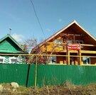 Не достроенный дом с внутренней отделкой - Фото 1
