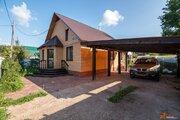 Продажа дома, Уфа, Коттеджный поселок Чернозёрский кордон - Фото 2