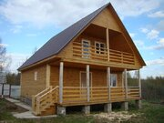 Новый дом в деревне Воскресенское