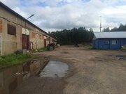 Отдельно стоящее здание 1143 м2 с жд тупиком., Продажа складов в Ломоносове, ID объекта - 900242275 - Фото 7