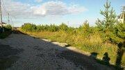 Участок пос. Элита. ИЖС Асфальт, эл-во, Сосны лес - Фото 4