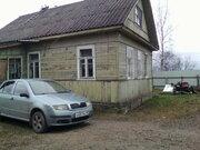 Продам зимний дом 60 кв.м Лен.обл, Тосненский район, п.Красный Бор - Фото 1