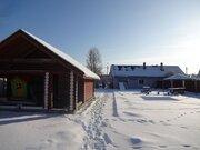 Зимний дом, мкр Лесобиржа - Фото 1