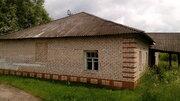 Одноэтажное кирпичное здание. 60 км от Иваново, Продажа помещений свободного назначения Данилово, Комсомольский район, ID объекта - 900278670 - Фото 2