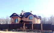Кирпичный дом 300 кв.м. На участке 18 соток, д. Красное Домодедово го - Фото 1
