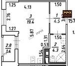 Жить в экологически чистом месте? Это здесь!, Купить квартиру в Санкт-Петербурге по недорогой цене, ID объекта - 327246276 - Фото 9