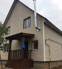 Купить дом из бруса в Домодедовском районе д. Долматово - Фото 1