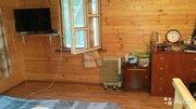 Бревенчатый дом+баня 10сот. черта Сергиев Посада СНТ Первомайское - Фото 3