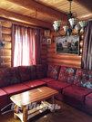 Продаётся современный бревенчатый дом, Продажа домов и коттеджей Пешки, Лотошинский район, ID объекта - 504398797 - Фото 6