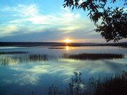 Дом 100 м2 со своим выходом на пирс на берегу красивейшего озера . - Фото 3