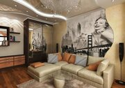 2-комн. элитная квартира в Сочи с видом на море