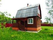 Дача СНТ Мележа - 60 км от МКАД Щелковское ш- с автобусным сообщением - Фото 1