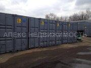 Аренда склада пл. 30 м2 м. Перово в складском комплексе в Новогиреево