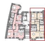 """ЖК """"Полянка,44"""", особняк Мускат, 3-х комнатная кв-ра - 120кв.м, 2 этаж"""
