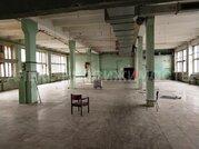 Аренда помещения пл. 1000 м2 под производство, склад, , офис и склад .