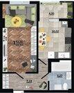 Продажа однокомнатной квартиры в ЖК Лётчик - Фото 2