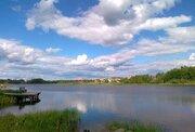 Участок 8 соток на 1-й линии залива р.Волга - Фото 2