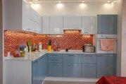3-комнатная квартира в новом жилом доме с прекрасным видом, Купить пентхаус в Ялте в базе элитного жилья, ID объекта - 308792857 - Фото 7