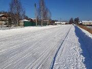 Земельные участки 11-12 соток в жилой деревне